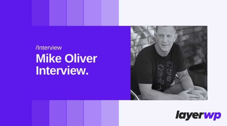 Mike Oliver Interview
