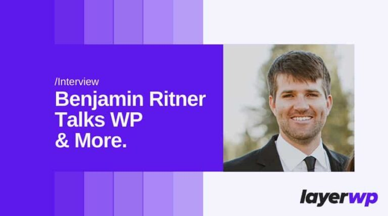 Interview with Benjamin Ritner
