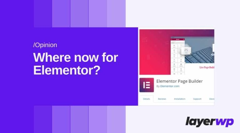 Future of Elementor Page Builder