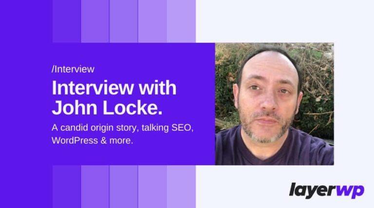 John Locke Interview