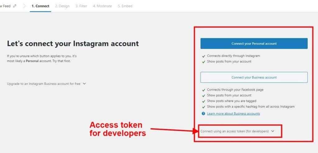 Access token Spotlight Pro screenshot