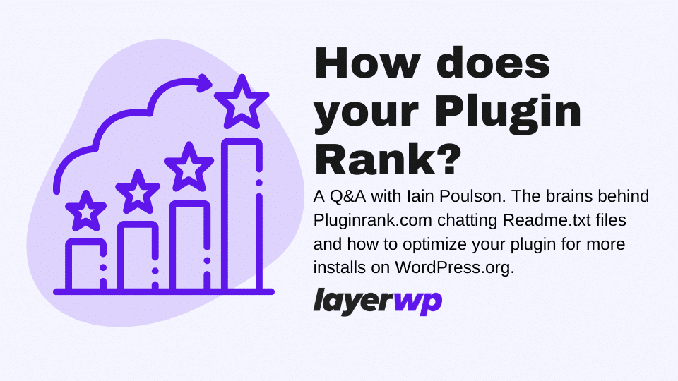 How does your Plugin Rank_