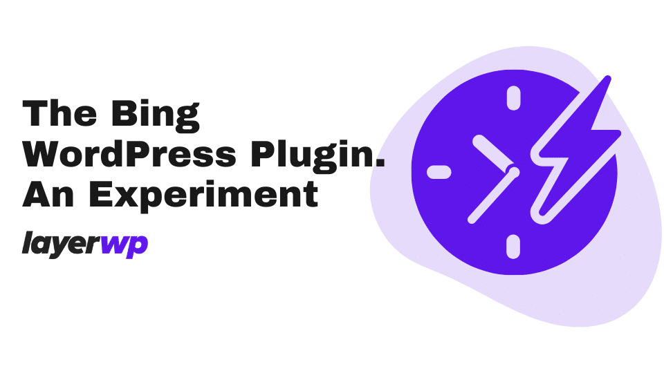 bing wordpress,bing plugin,review