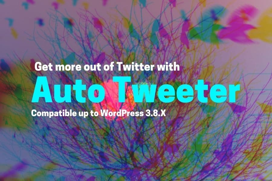 Auto Tweeter WordPress Plugin