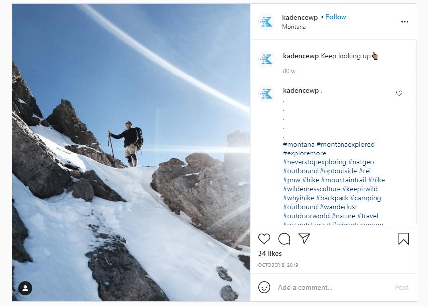 KadenceWP On Instagram