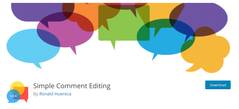 Simple Comment Editing Review